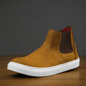 Chelsea Sneaker Mud-Brown